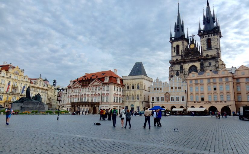 Stare Mesto – the Old Town of Prague – My Charmed Life – Travel ...